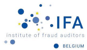 Institute of fraud Auditors